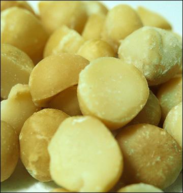 noci macadamia