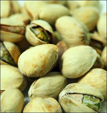 pistacchi tostati
